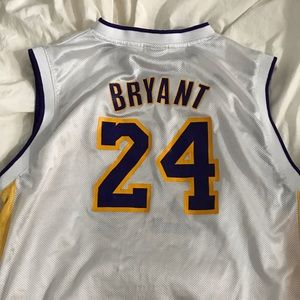 Adidas Kobe Bryant Jersey